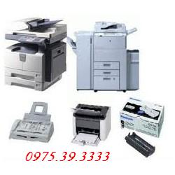 Đổ mực máy photocopy panasonic