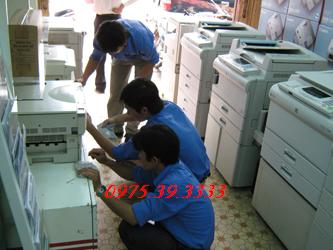 Sửa máy photocopy: Khi quét ở máy photocopy, vì sao bản in scan lệch tâm