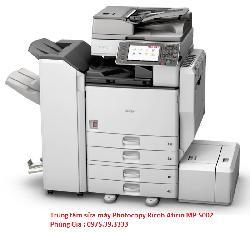 Trung tâm sửa máy Photocopy Ricoh Aficio MP 5002 uy tín giá rẻ