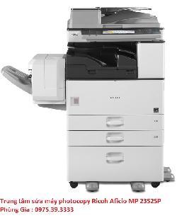 Trung tâm sửa máy photocopy Ricoh Aficio MP 2352SP lấy ngay giá rẻ