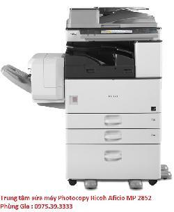 Trung tâm sửa máy Photocopy Ricoh Aficio MP 2852 uy  tín hà nội