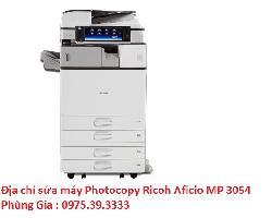 Địa chỉ sửa máy Photocopy Ricoh Aficio MP 3054 giá rẻ hà nội