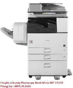 Chuyên sửa máy Photocopy Ricoh Aficio MP 3352SP lấy ngay hà nội