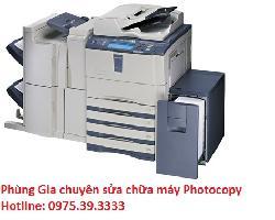 Phùng Gia hướng dẫn sử dụng máy photocopy đơn giản