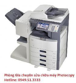 Nguyên nhân và cách khắc phục lỗi máy photocopy bị kẹt giấy