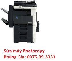 Trung tâm sửa máy photocopy Konica Bizhub-164+MB-503 Hà Nội