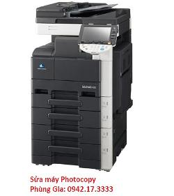 Địa chỉ sửa máy Photocopy Konica Minota Bizhub-195 uy tín