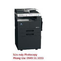 Dịch vụ sửa máy Photocopy Konica Minota Bizhub-215 chuyên nghiệp