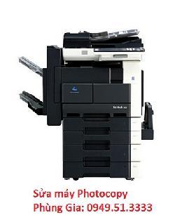 Công ty nhận sửa máy Photocopy Konica Minolta Bizhub-283