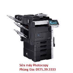 Địa chỉ nhận sửa máy photocopy Konica Bizhub-423 lấy ngay