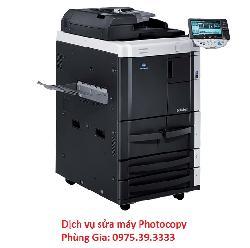 Công ty nhận sửa máy photocopy Konica minolta Bizhub 751