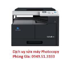 Trung tâm sửa máy photocopy Konica minolta Bizhub-164 + MB-503