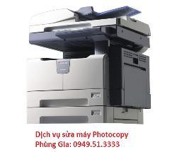 Địa chỉ sửa máy photocopy Toshiba e-Studio 160 uy tín