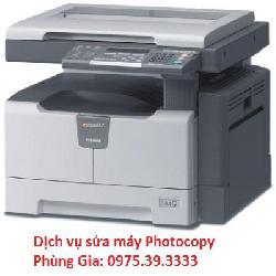 Trung tâm sửa máy photocopy Toshiba e-Studio 167 giá rẻ