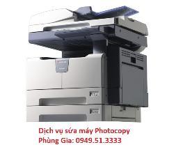 Dịch vụ sửa máy photocopy Toshiba E242 tại nhà