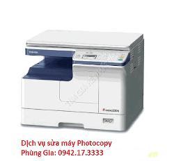 Phùng Gia chuyên sửa máy photocopy KTS Toshiba E-Studio 2006