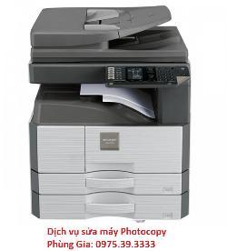 Địa chỉ sửa máy photocopy Sharp AR-6020D uy tín