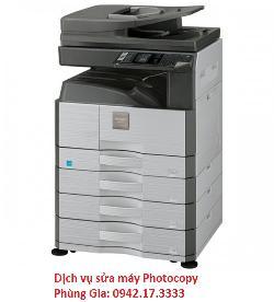 Trung tâm sửa máy photocopy Sharp AR-6023D giá rẻ
