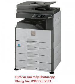 Dịch vụ sửa máy photocopy Sharp AR-6023N lấy ngay