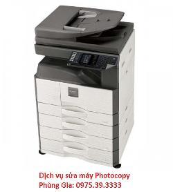 Phùng Gia chuyên sửa máy photocopy Sharp AR-6026N Hà Nội
