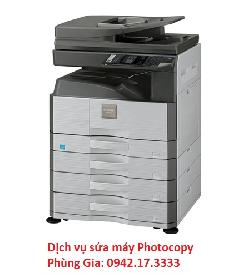 Cửa hàng sửa máy photocopy Sharp AR-6031N tại nhà