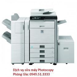 Công ty sửa máy photocopy Sharp MX-M363U chuyên nghiệp