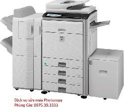 Địa chỉ sửa máy photocopy Sharp MX-M453U giá tốt nhất