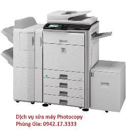 Trung tâm sửa máy photocopy Sharp MX-M452N giá rẻ