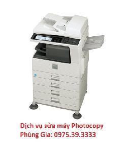 Phùng Gia chuyên sửa máy photocopy Sharp AR-5731 lấy ngay
