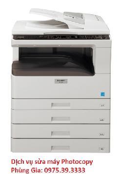 Cửa hàng sửa máy photocopy SHARP AR-5520D uy tín