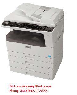 Phùng Gia chuyên sửa máy photocopy SHARP AR-5520N