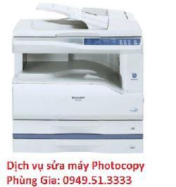 Cửa hàng sửa máy photocopy Sharp AR - 5320 lấy ngay