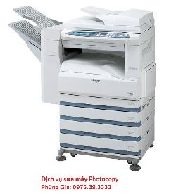 Công ty sửa máy photocopy Sharp AR - M276 giá tốt nhất