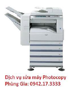 Địa chỉ sửa máy photocopy Sharp AR-5127 uy tín