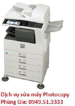 Trung tâm sửa máy photocopy Sharp AR-5726 giá rẻ